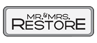 Mr. and Mrs. Restore Damage Repair Company in Florida Logo